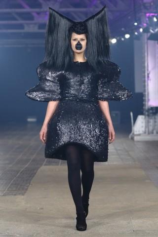 Ivana Pilja Fashionshow @ BAFW 2015